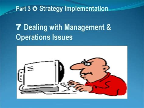 7 Tips On Dealing With Money Issues In A Relationship by Chapter 7 Dealing Wid Mgt Operations Issues