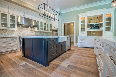 Jenner House Kitchen by Homes Jenner Stunning Home