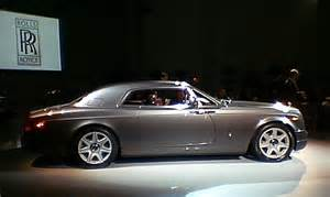 Tirekicking today rolls royce coupe preview push for speed