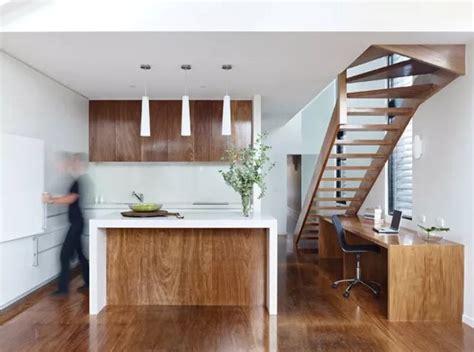 dapur minimalis bawah tangga