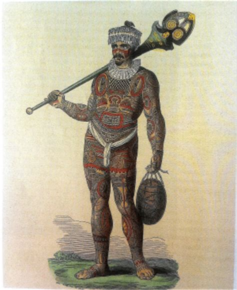 polynesian tattoo history polynesian warrior pictures to pin on thepinsta