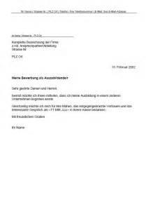Bewerbung Absagen Ausbildung Absage Ausbildungsplatz Gratis Sofort