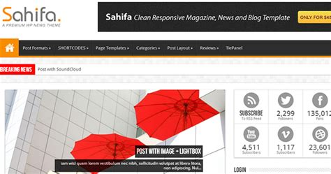 sahifa theme language top 15 exceptional responsive arabic wordpress themes