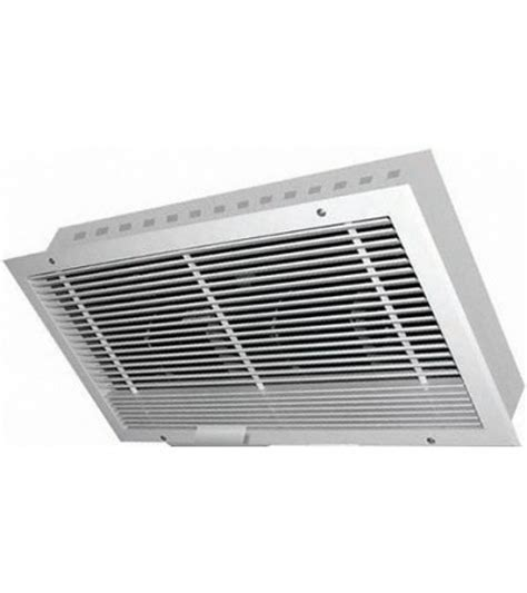 Recessed Ceiling Heaters by Thermoscreen T800er 4 5kw Recessed Door Heater