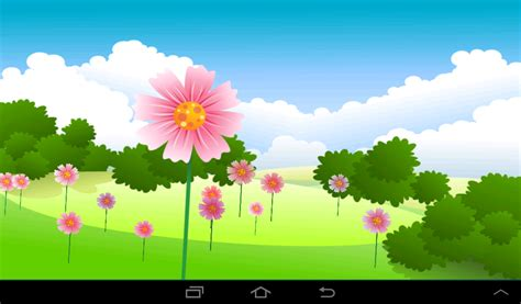 Flower Garden App Toddlers Flower Garden Android Apps On Play