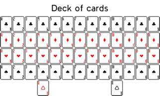 print deck of cards deck of cards by seloh on deviantart