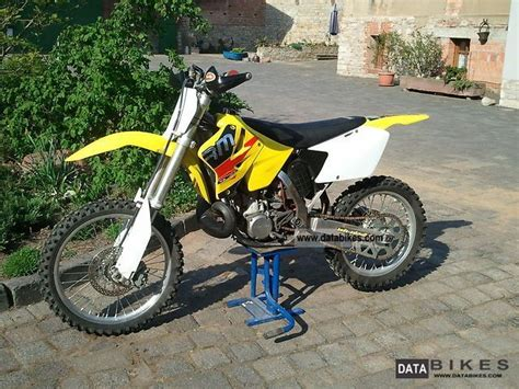 Bearing Swingarm Trail Crossx 250cc 2003 suzuki rm 250