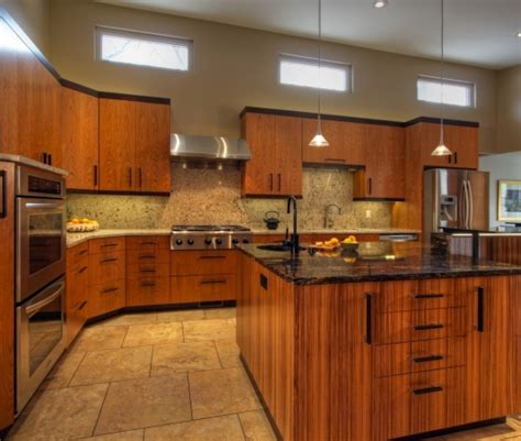 Modernizing Oak Kitchen Cabinets Modern Built In Kitchen Cupboards 187 Design And Ideas