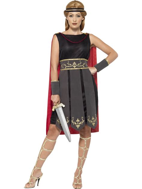 Dress Costume warrior costume 45496 fancy dress
