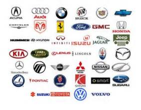 new cars names list car logoss car logos and names