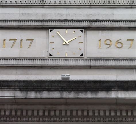 Audi Vide Tace Meaning by Freemasons Clock London Remembers Aiming To Capture All