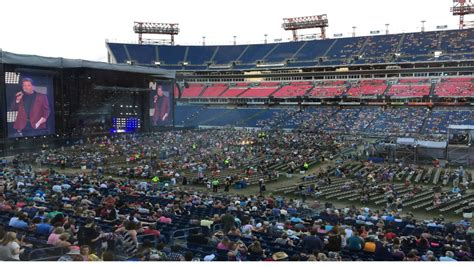 Nissan Of Nashville by Nashville S Lp Field Gets A New Name Wreg
