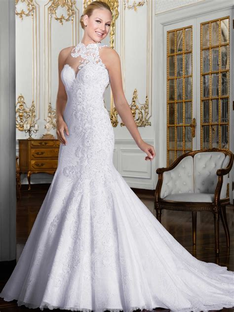 Popular Fishtail Wedding Gowns Buy Cheap Fishtail Wedding Gowns lots from China Fishtail Wedding
