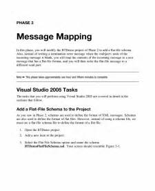 message mapping springer