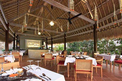 kepitu restaurant   kayon resort  bali bali