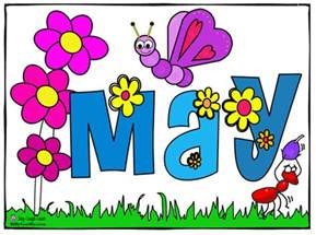 Image result for may clip art free