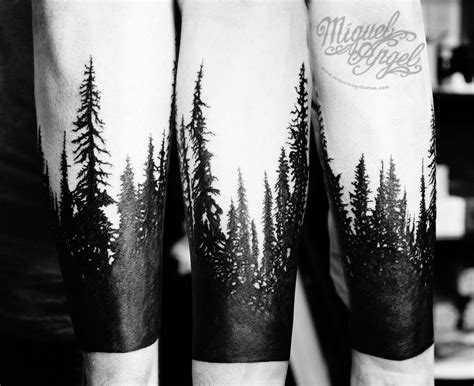 forest silhouette tattoo forest silhouette 1000 images about moose