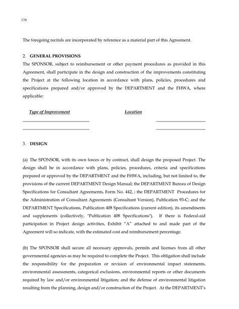 100 rpo agreement template agreement between owner
