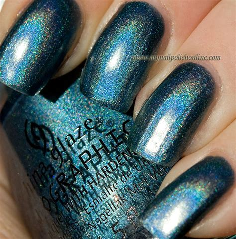 china glaze take a trek my nail