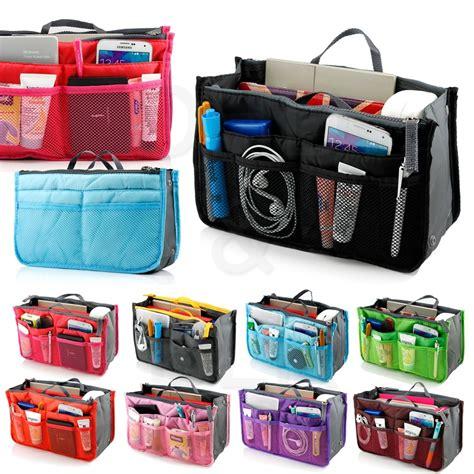 Tr056 Korean Travel Bag In Bag Tas Penyimpanan Baju Sto Murah korea dual bag tas organizer bag in bag tas