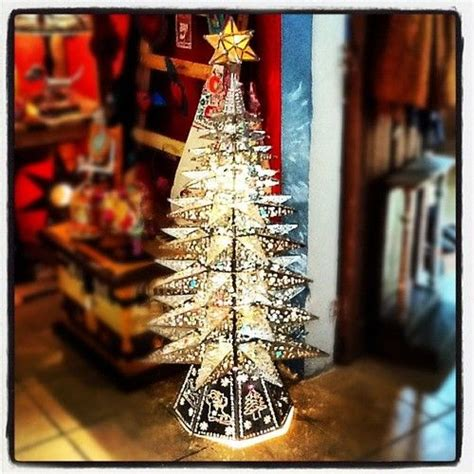 punched tin christmas trees christmas trees pinterest