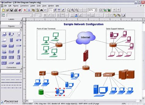 network map generator top 10 network diagram topology mapping software pc