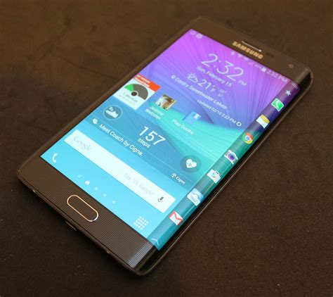 themes galaxy note edge samsung galaxy note edge review the gadgeteer