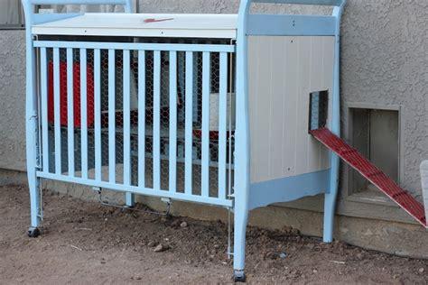 Crib Runs by Baby Crib Chicken Coop Petdiys