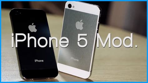 x mod game for iphone turn your iphone 4 4s into the iphone 5 mod youtube