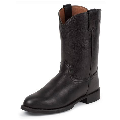 justin mens 3901 3902 roper boots