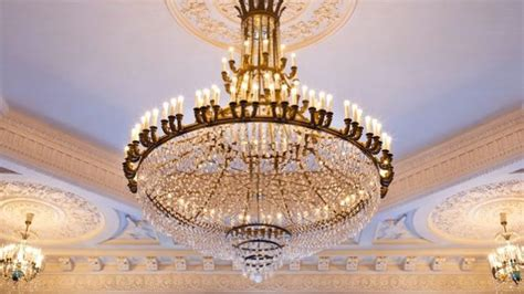 expensive chandeliers the middle east s most expensive chandelier destroyed by