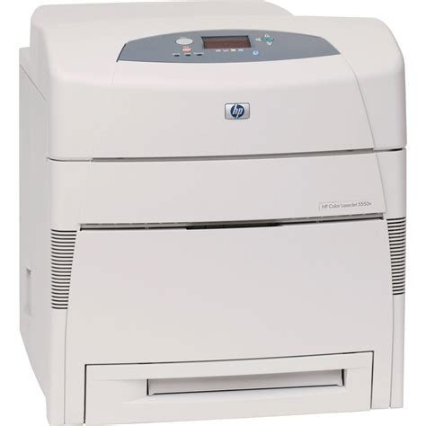 Printer Laserjet Color hp color laserjet 5500n printer q3714a b h photo