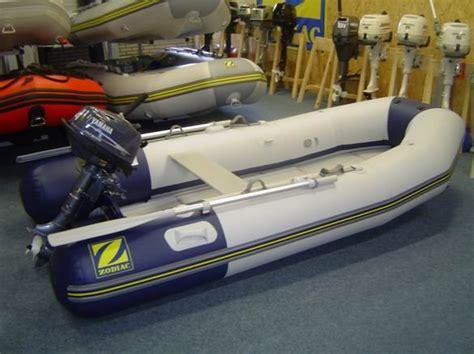 rubberboot met motor 4 pk kopen nieuwe zodiac 310 s rubberboot 4pk yamaha te koop