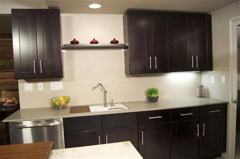mocha shaker kitchen cabinets kitchen by rta cabinet store