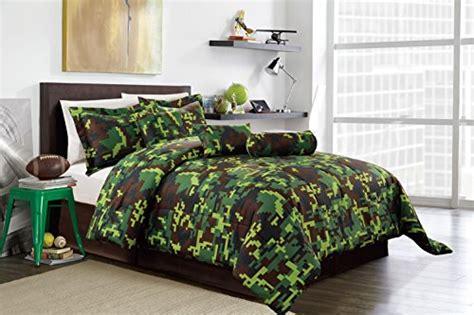 hunter green twin comforter hunter green brown black camouflage camo pixel comforter