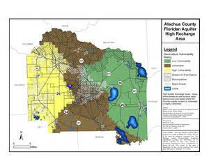 geography of alachua county florida
