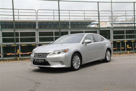 lexus singapore lexus es 250 luxury review