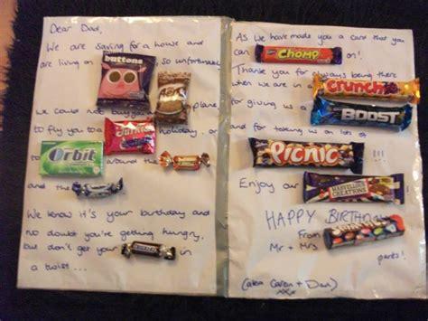 dads edible birthday card   Creative stuuuuuuff