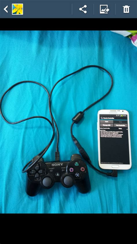 Otg Ps lionking853 how to connect a ps3 controller with android devices after rooting