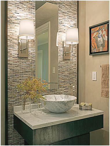 powder room tile powder rooms make a statement essence design studios llc