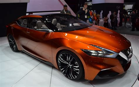 new nissan maxima 2015 the 2015 nissan maxima will look like the sport sedan