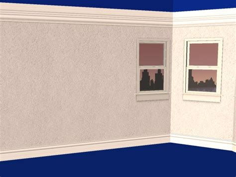 Stucco Walls Interior by Mod The Sims Interior Stucco