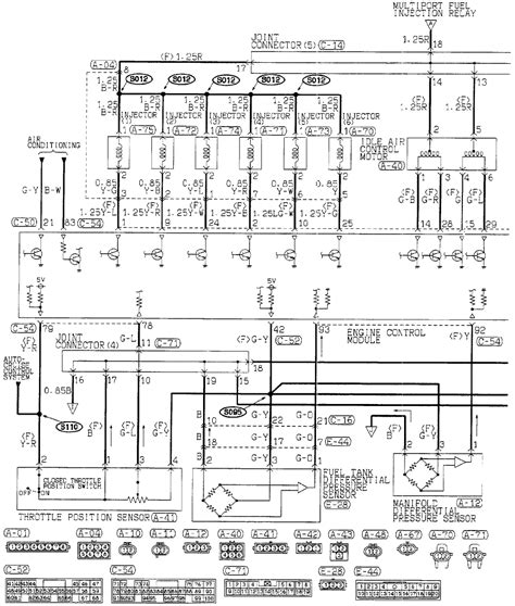 mitsubishi 2 4 engine wiring diagram 28 images