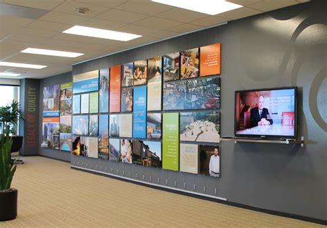 interior design photo wall display photo displays on walls home design