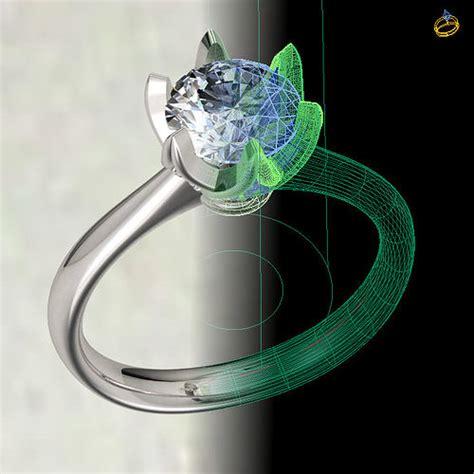 Attractive 3d Interior Design Apps #9: Jewelry-cad-stl-ring-3d-model-stl.jpg