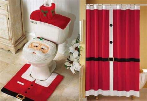 santa suit shower curtain 20 christmas shower curtains christmas spirit to make