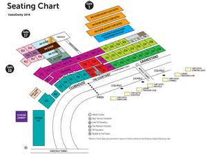 Kentucky derby seating chart