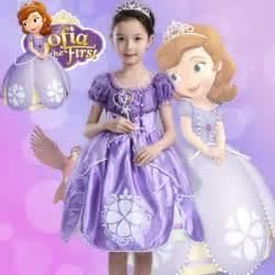 Dijamin Dress Princess Sofia 2 popular princess sofia dress buy cheap princess sofia
