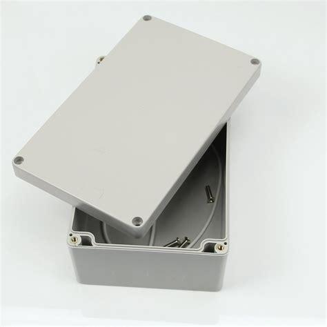 Project Safebet Waterproof Bag 20 L Gray gray white waterproof plastic project box enclosure 200 120 75mm ebay
