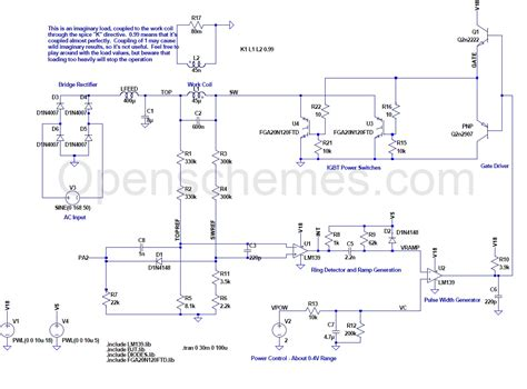 induction heater calculations image gallery induction heater schematic
